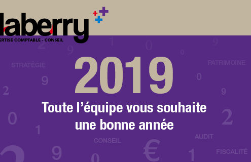 Carte de voeux 2019 Sallaberry